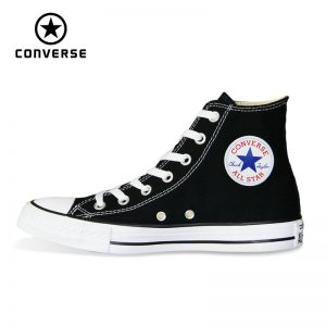 New Converse All Star Shoes, Men's And Women's, High Classic Sneakers, Skateboarding Shoes