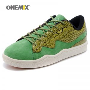 Men's Skateboarding Shoes, Athletic Shoes, Breathable, Walking, Outdoor Men Shoes