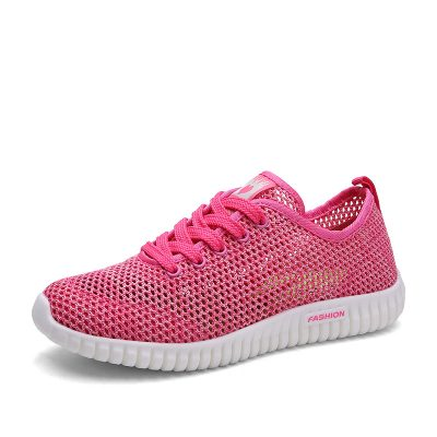 Women's Tennis Shoes, Breathable, Light  Tennis Shoes, Mesh Outdoor Tennis Shoes