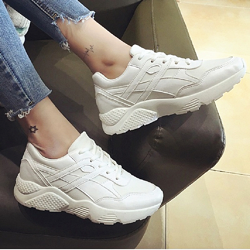 01faabae72a07 Trainers Sneakers, Women's Casual Shoes, Air Mesh, Girls Canvas ...
